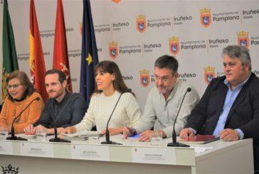 El PSN Pamplona apoyará el Plan de choque contra el coronavirus porque incluye