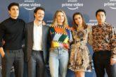 El Palacio del Condestable acoge este martes el rodaje de la coproducción internacional '3Caminos'