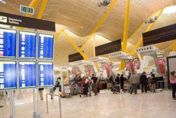 Un estudio español evidencia que el coronavirus se propagó más en los países con más vuelos internacionales