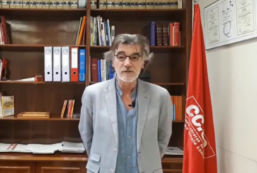 1º Mayo: CCOO pide un plan de reactivación económica frente a la crisis del coronavirus
