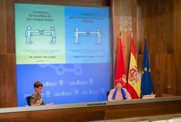 Navarra trabaja con el Ministerio de Sanidad para poder pasar a la fase 3 el próximo lunes