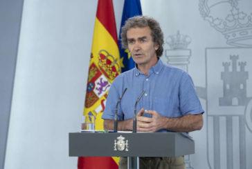 16.100 contagios por coronavirus en siete días frente a los 9.600 de todo junio en España