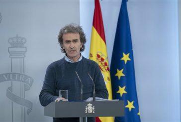 España notifica 2.111.782 de casos acumulados y 52.275 fallecidos por coronavirus