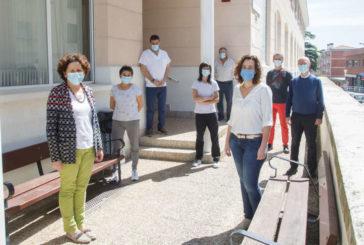 Fuerte Príncipe cierra tras servir de alojamiento a personas en situación de vulnerabilidad social concoronavirus