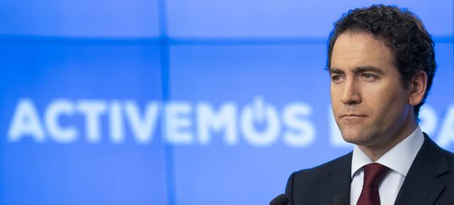 """García Egea: """"No apoyar el estado de alarma es dar un sí a España"""""""