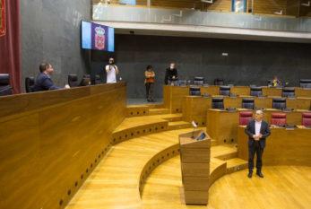 Hualde presidirá la Comisión Especial para contribuir al Plan Reactivar Navarra 2020-2023