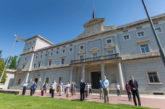 La Universidad de Navarra se une al minuto de silencio en memoria de los fallecidos por el coronavirus