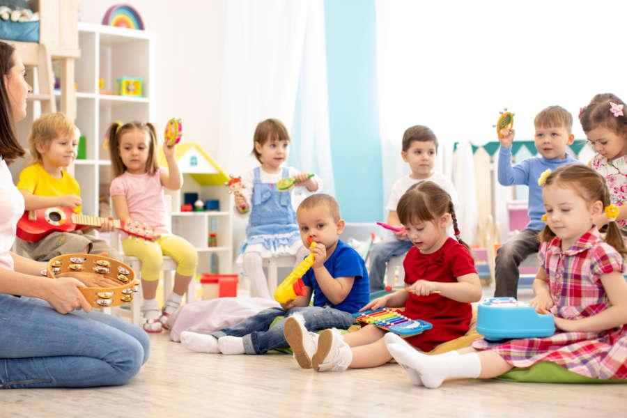 Comienza el curso en las once escuelas infantiles municipales en Pamplona con 845 menores de 0 a 3 años