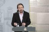 Iglesias defiende desde el Gobierno los ataques a la prensa