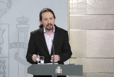El PSOE y Podemos impiden que Iglesias comparezca en el Congreso por el 'caso Dina'