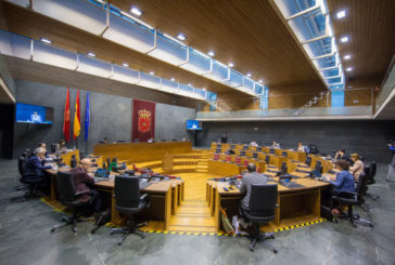 Constituida la Comisión Especial para contribuir al Plan Reactivar Navarra 2020-2023