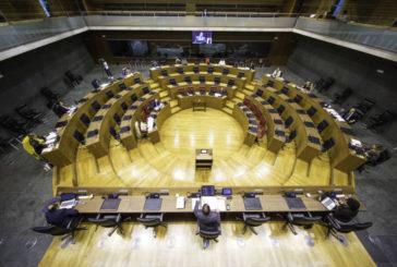 El Parlamento celebrará este jueves otro Pleno con voto delegado para aprobar la Ley Foral de medidas urgentes