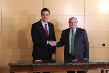 PNV y Gobierno acuerdan la transferencia de la gestión del Ingreso Mínimo Vital a Euskadi y Navarra