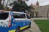 203 vehículos controlados con 4 personas propuestas para sanción en Pamplona