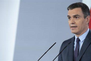 Sánchez anuncia una 6ª prórroga de estado de alarma mientras adelanta el regreso de la Liga