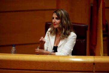 La ministra Díaz afirma que la crisis del coronavirus ha destruido 816.767 empleos hasta el 12 de mayo