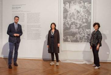 El Museo de Navarra acoge la exposición 'DEVELARE' de la artista pamplonesa Celia Eslava