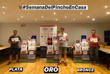 """Ganadores de la Semana del Pincho de Navarra """"en casa"""""""