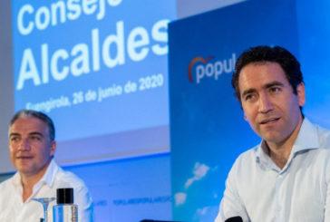 García Egea exige explicaciones por las