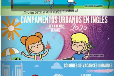 Educación y CNAI apuestan por la inmersión lingüística con campamentos urbanos durante el verano