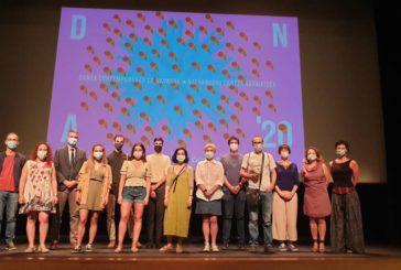 Nueve compañías participan en el programa del DNA - Danza Contemporánea de Navarra 2020 que se celebra en diez localidades