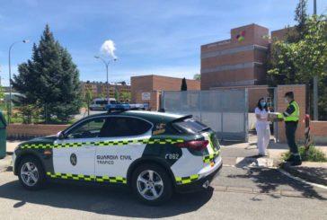 Balance actuaciones Guardia Civil de Navarra en el estado de alarma