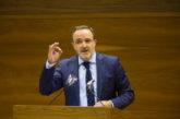 """Debate Estado Navarra: Esparza ofrece a Chivite """"estabilidad"""" y """"pactos de Comunidad"""" si se separa de Bildu"""