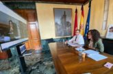 El vicepresidente Remírez y la ministra Darias coinciden en establecer fórmulas para el trabajo no presencial