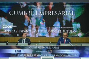 Conclusiones de la Cumbre Empresarial de la CEOE 2020