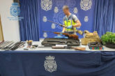 La Policía Nacional detiene a siete miembros de un clan familiar presuntamente implicados en varios tiroteos ocurridos en Sevilla