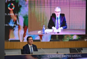 La Cumbre Empresarial de la CEOE arranca con el sector financiero y energético