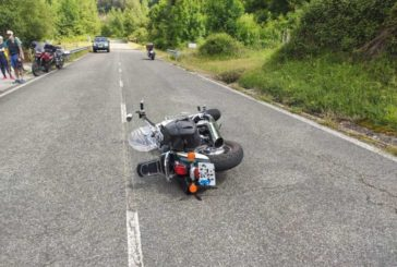 Herido un motorista en un accidente en la NA-1300 a la altura de Latasa (Navarra)