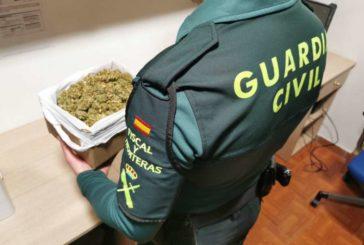 Detenido un joven por tráfico de drogas en Tafalla