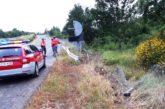 Muere en un accidente en Huarte Arquil (Navarra)