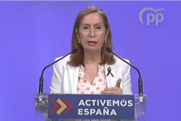 El PP pide la comparecencia de Irene Montero en el Congreso para explicar lo que sabía sobre el 8-M