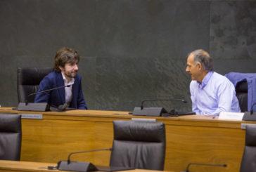 El Parlamento de Navarra rechaza el racismo y la anexión de Cisjordania por parte de Israel