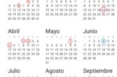 Calendario laboral y días festivos en Navarra para 2021