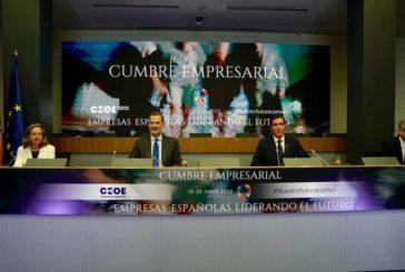8ª Jornada de la Cumbre Empresarial de la CEOE con Geopolítica yla visión de lasComunidades Autónomas