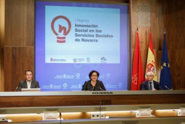 I Premio a la Innovación Social en los Servicios Sociales de Navarra