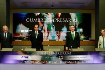 2ª Jornada Cumbre Empresarial de la CEOE con el sector de seguros, turismo y transporte