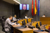La Mesa y Junta reconoce a los profesores y trabajadores del Parlamento en el estado de alarma