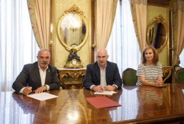 Berrioplano y Cascante firman con el Gobierno de Navarra los conciertos para los planes urbanísticos