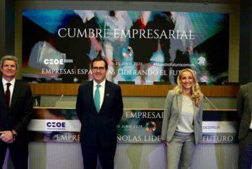 3ª Jornada Cumbre Empresarial de la CEOE con industria, automóvil y agroalimentación