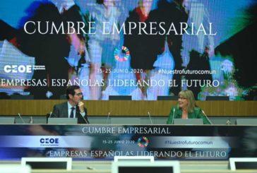 6ª Jornada Cumbre Empresarial de la CEOE con comercio, asesoramiento, estrategia y sanidad
