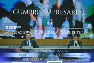 7ª Jornada de la Cumbre Empresarial de la CEOE con la Innovación y la Digitalización, Educación y Formación, y Pymes