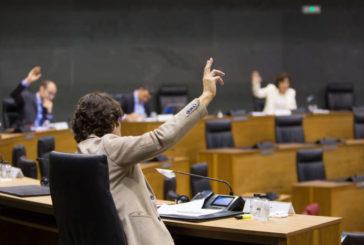 'Reactivar Navarra': El Parlamento insta a finalizar el Canal de Navarra y a potenciar el desarrollo del TAV