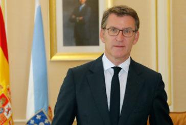 Feijóo carga contra el Gobierno de Sánchez: