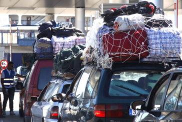 Andalucía pide al Gobierno suspender la Operación Paso del Estrecho por el coronavirus
