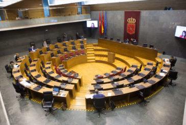 El Parlamento de Navarra devuelve a la Hacienda Foral 2.593.953 euros correspondientes al ejercicio de 2019
