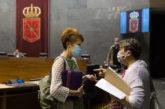 El pentapartito en el Parlamento de Navarra pide
